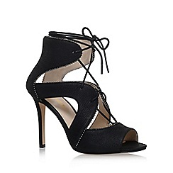 Nine West - Black 'Ulimah' high heel sandals