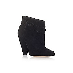 Nine West - Black 'Acesso' high heel ankle boots