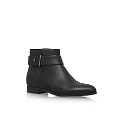 Nine West - Black 'Objective' Flat Chelsea Boots