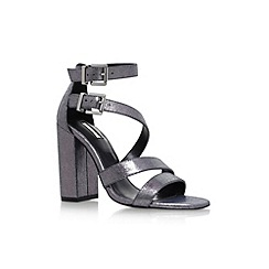 Carvela - Grey 'Goody' high heel sandals