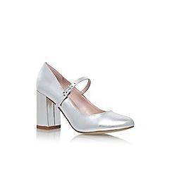 Carvela - Silver 'Kool' High Heel Sandals