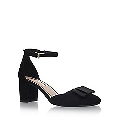 Miss KG - Black 'Carys' high heel sandals