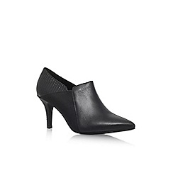 Anne Klein - Black 'Yanessi' Hight Heel Ankle Boots