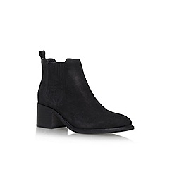 Miss KG - Black 'Samba' high heel ankle boots