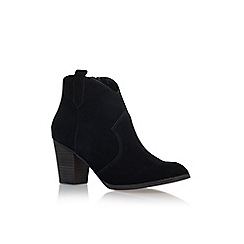Miss KG - Black 'Sade' Hight Heel Ankle Boots
