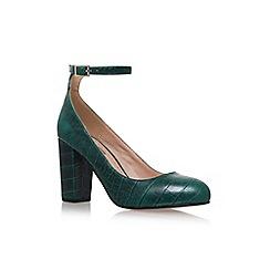 Miss KG - Green 'Colette' high heel sandals