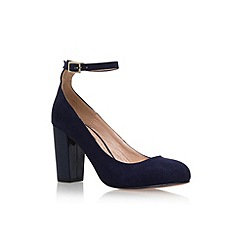 Miss KG - Blue 'Colette' high heel sandals