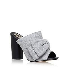 KG Kurt Geiger - Grey 'Jessie' High Heel Sandal