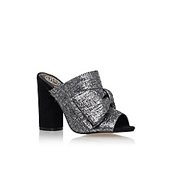 KG Kurt Geiger - Metal 'Jessie' high heel sandals