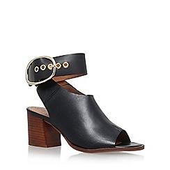 KG Kurt Geiger - Black 'Nata' high heel sandals