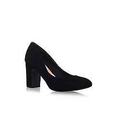 Miss KG - Black 'Cecilia' high heel court shoes
