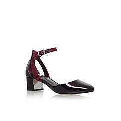 Carvela - Red 'Antonia' high heel sandals