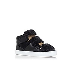 Carvela - Black 'Lovely' flat sneakers