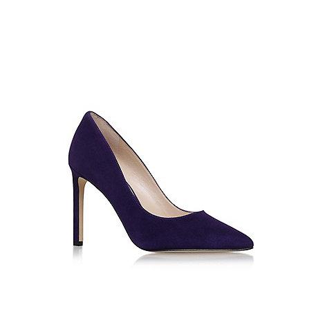 Nine West - Blue +Tatiana+ high heel court shoes