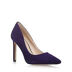 Nine West - Purple 'Tatiana' high heel court shoes
