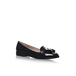 Miss KG - Black 'Nadia2' flat slip on loafers