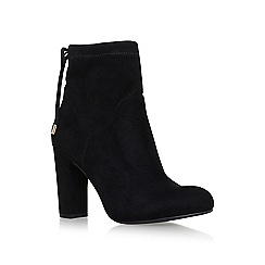 Carvela - Black 'Pacey' High Heel Ankle Boots