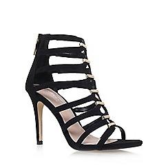 Carvela - Black 'Kage' High Heel Sandals