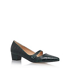 Miss KG - Green 'Audrina' Mid Heel Sandal