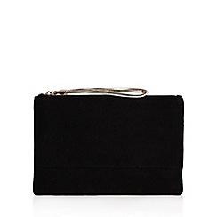 Miss KG - Black 'Tami' clutch bag