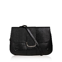Nine West - Black 'Doutzen' handbag with shoulder straps