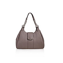 Nine West - Grey 'Roxanna' shoulder bag handbag with shoulder strap