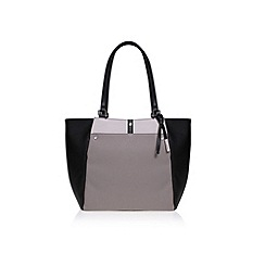 Nine West - Grey 'Pockets A Plenty' tote LG handbag with shoulder straps