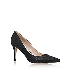 Carvela - Black 'Kray' High Heel Court Shoes