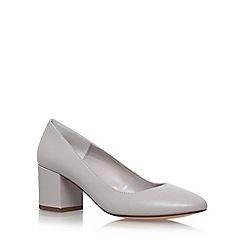 Carvela - Grey 'Auntie' High Heel Court Shoes