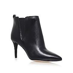 Nine West - Black 'Paganeli' high heel ankle boots