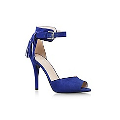 Nine West - Blue 'Amma2' high heel sandals