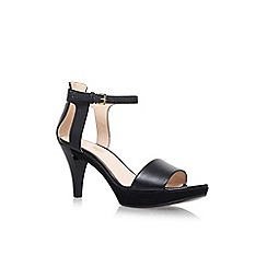 Nine West - Black 'Jodie' high heel sandals