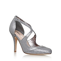 Miss KG - Grey 'Natalie' High Heel Sandals