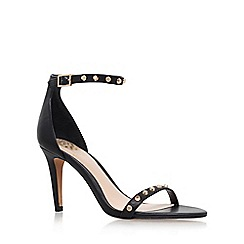 Vince Camuto - Black 'Cassandy' High Heel Sandals