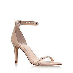Vince Camuto - Natural 'Cassandy' High Heel Sandals