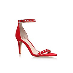 Vince Camuto - Red 'Cassandy' high heel sandals