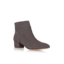 Vince Camuto - Grey Lesly High Heel Ankle Boots