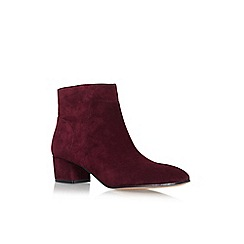 Vince Camuto - Red Lesly High Heel Ankle Boots