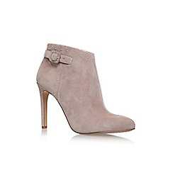 Vince Camuto - Brown 'Lidela' High Heel Ankle Boots