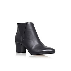 Vince Camuto - Black 'Brissa' High Heel Ankle Boots