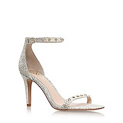 Vince Camuto - White 'Cassandy2' High Heel Sandals