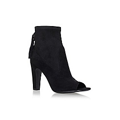 Vince Camuto - Black 'Calissa' High Heel Ankle Boots