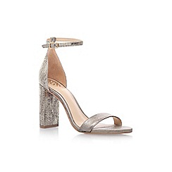 Vince Camuto - Gold 'Mairana' high heel sandals