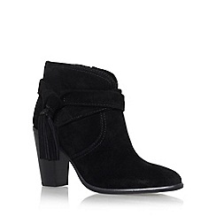 Vince Camuto - Black 'Fianna' High Heel Ankle Boots
