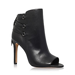 Vince Camuto - Black 'Kimina' High Heel Shoe Boot