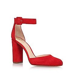 Vince Camuto - Red 'Shaytel' High Heel Sandals