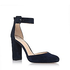 Vince Camuto - Blue 'Shaytel' High Heel Sandals