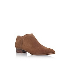 Vince Camuto - Brown 'Jody' low heel ankle boots