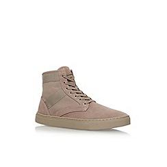KG Kurt Geiger - Beige 'Apicella' flat sneakers
