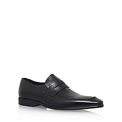 KG Kurt Geiger - Black 'Gingers' Flat Lace Up Shoes